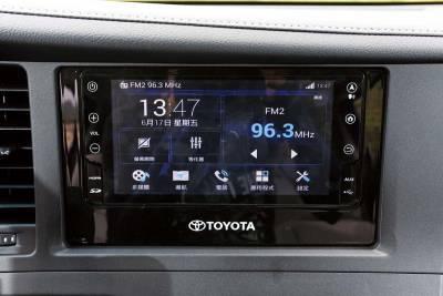 家庭百分百Toyota Sienna
