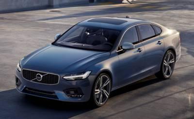 Volvo專為中國市場推S90長軸車款