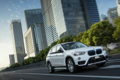 BMW專為中國市場推出BMW X1 Drive 25Le iPerformance長軸版本