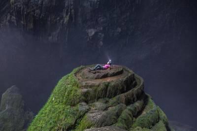 越南境內的國家公園,赫然發現人跡罕至的「桃花源」,連當地居民都不敢造訪!