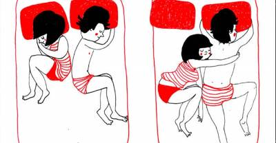 21張觸動心扉告訴你「原來幸福就是生活中的小事」的漫畫,全看完就連快分手的情侶都一秒和好了!