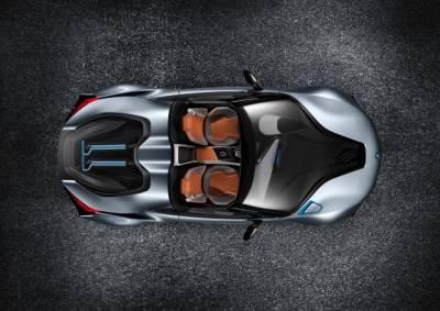 BMW i8「Spyder」敞篷版預告2018年量產