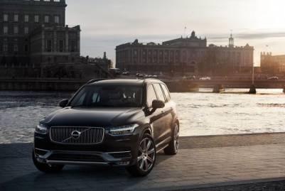 Volvo90系列車款將能建立通訊系統 互相分享道路情況