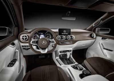 Benz X-Class 皮卡車是否有望來台?