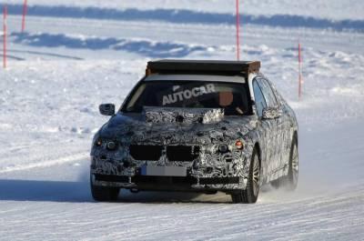 BMW X7 間諜照曝光
