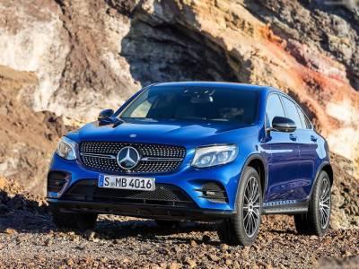 Benz GLC Coupe 豪華跑旅月底發表