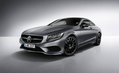 S-CLASS COUPE NIGHT EDITION 即將登場