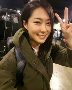 南韓健美正妹 網友稱讚長的像周子瑜