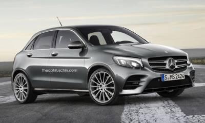 Benz將推小型車系:Z-Class車系?