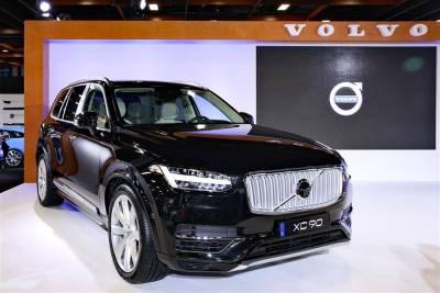 VOLVO XC90 T8 EXCELLENCE2017台北新車大展正式發表