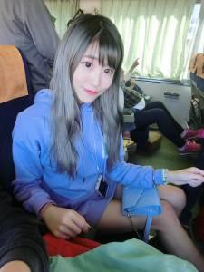 Koobii人氣嚴選205【城市科技大學-彭筱喬】- 想回到高中生活的網拍小老闆娘