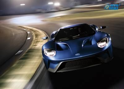 FORD GT 創下 FORD 量產車史上最高極速與賽道最快單圈紀錄