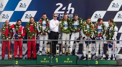 FORD GT車隊火力全開 宣布競逐2017利曼 24 小時耐力賽