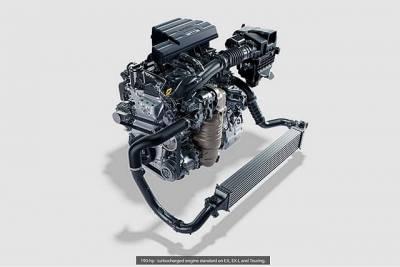 第五代HONDA CR-V 將導入1.5升渦輪引擎