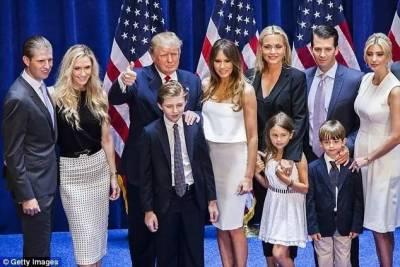 美國最有錢的「官二代」川普兒子!擁有高顏值「年僅10歲」卻因為老爸的關係,什麼都沒做就被砲轟到臭頭.....