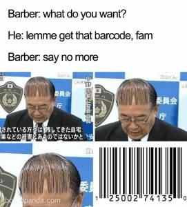 剪這8種「超糟糕滑稽的髮型」連媽媽都不想承認你是他小孩! 6 難道是梁靜茹給你勇氣剪這髮型嗎?
