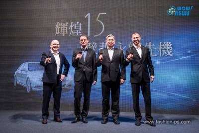 台灣賓士總裁邁爾肯分享輝煌15載 善盡企業公民角色 永續經營在地發展