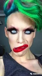 化妝師「花150萬台幣把自己整形成外星人」超特殊!他接下來還要「把所有性器官移除」成為真正的外星人....