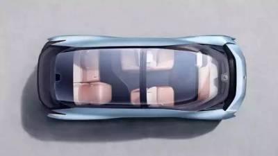 帶輪子的宇宙飛船!這款來自中國的蔚來EVE將碾壓特斯拉……