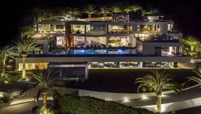 全世界「最貴的頂級豪宅第一名」出爐了!價值「60億新台幣」連保齡球間都用Lv裝飾,買了連直升機都直接送你....