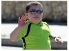 要麼奔跑要麼等死!這個8歲男孩感動了世界