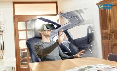 FORD前瞻虛擬實境科技 提供SUV沙漠試駕體驗