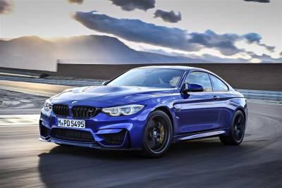 動力再升級!BMW M4 CS 極速上路!