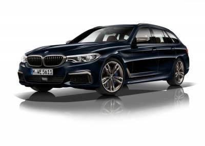BMW M550D XDRIVE 海外首發