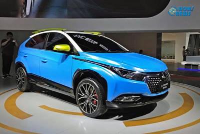 LUXGEN 全新跨界 SUV,預計年底在台搶先上市!