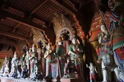 封存1200年的寺廟,被他倆發掘成「第一國寶」, 啪啪打臉日本學者!