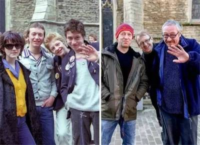 攝影師「找出30年前照片的主角拍攝對比照」滄海桑田!只能感慨「歲月是把刀」景物依舊人事已非...