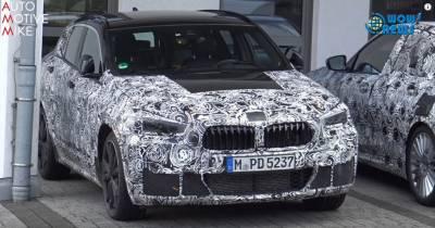 BMW 全新入門 X2 最快年底正式登場