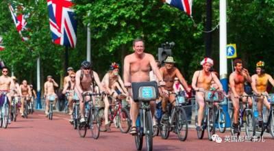 一言不合就裸奔…說起玩脫,英國認第二就沒人敢認第一了吧…