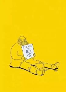 盤點26張「把你嗆爆的超寫實漫畫」根本就是現代人的人生寫照!