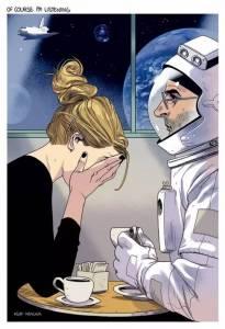 盤點18張「讓你一頭霧水其實超有內涵」醍醐灌頂!#3 根本就是「現代科技冷漠」最寫實的寫照!