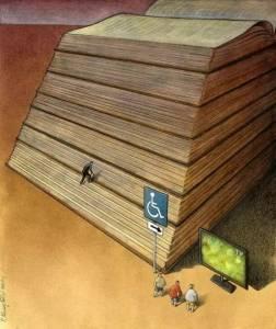 盤點26張「詮釋現代社會和科技的黑暗底層」寓意超深!只有「夠成熟的人」才看得懂...
