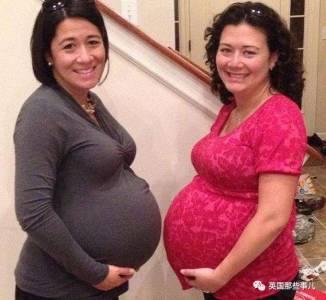 親姐妹同一天產下兩對雙胞胎,4個孩子爸都是同一人...