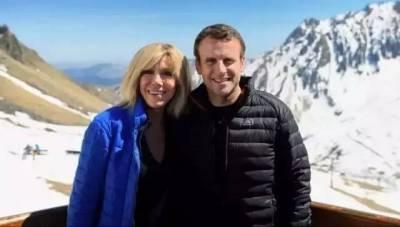 法國39歲總統馬克龍:64歲老妻,用非你不娶的篤定征服全世界