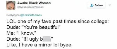 「你好漂亮」「謝謝」,她一句話,男人們就氣炸了!原理居然是...