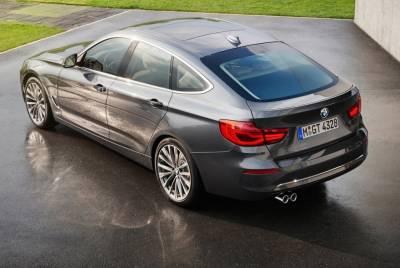 BMW將推出4 SERIES GT純電動車,預估2020年面世