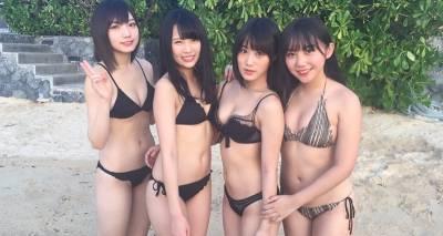 這張波濤洶湧的「女高中生照」,網友卻都說「選這個妹子的」一定是處男無誤!