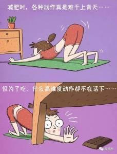 為什麼姑娘們的體重降不下來?這才是原因!!!
