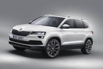 中型SUV新主力公開,SKODA KAROQ 預計年底來台!