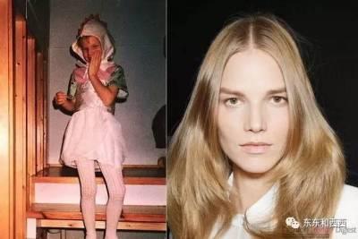 看多了性感女神,原來這樣的臉蛋才是high fashion圈最愛