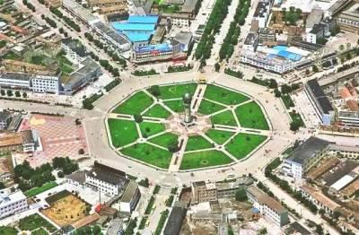 中國唯一沒有紅綠燈的城,佈了個八卦陣,神奇的是竟還不堵車!