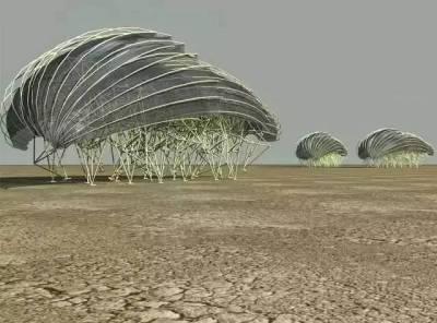 這個風靡全球的風力行走巨獸,如今再次升級為風力雙腳機器人!