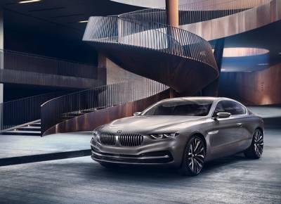 BMW 全新8SERIES概念車即將亮相