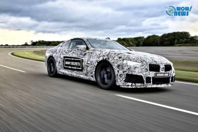 BMW M8 首度公開曝光