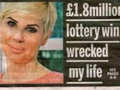中了彩票大獎,結果悲劇了11個人