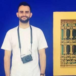 英國小哥用gif記錄旅行,就入圍世界大獎!一樣都是去旅行,你的旅途比他的有趣嗎